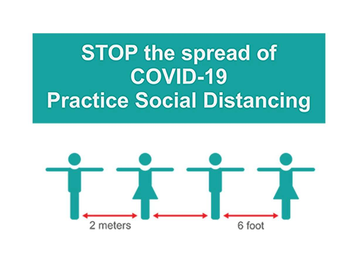 Social Distancing Sign (1)